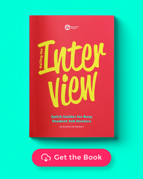 eBook - Nailing the Interview