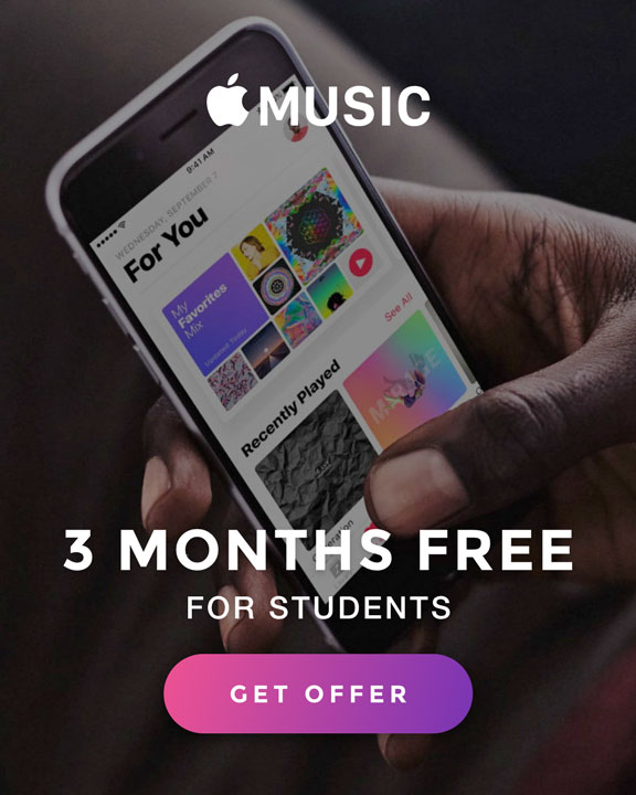 DEAL-APPLE MUSIC