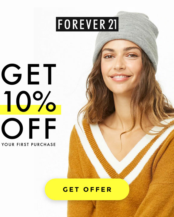 FOREVER21-DISCOUNT