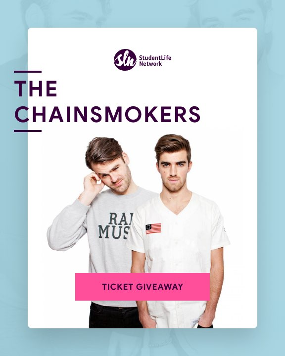 SLN Access The Chainsmokers