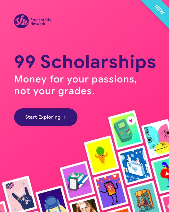 99 • Scholarships • Small Feature