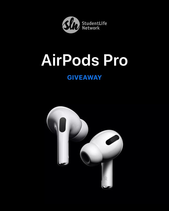 Giveaway • AirPods