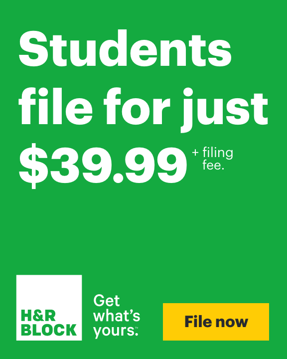 H&R Block - Deal Card 2021